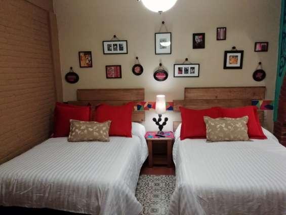Suite en renta para estancias semanales, mensual y anual