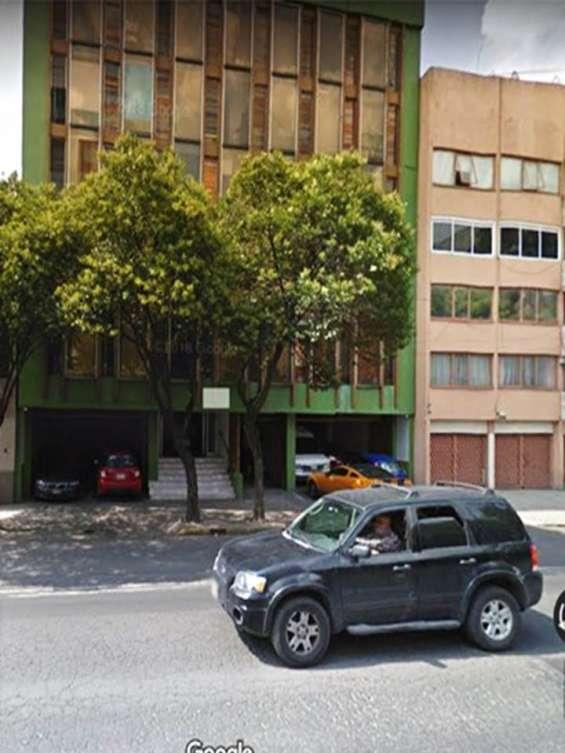 Edificio para oficinas en la roma sur con uso de suelo h0/8/20/z
