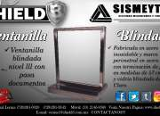 Ventanilla Blindada SHIELD 3