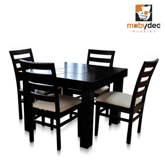Comedores muebles minimalistas descuentos de fabrica mobydec