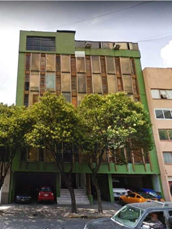 Edificio en venta para oficinas en col. roma sur