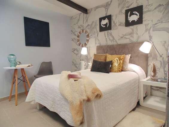 Suites llamativas amuebladas ¡hospédate ya!