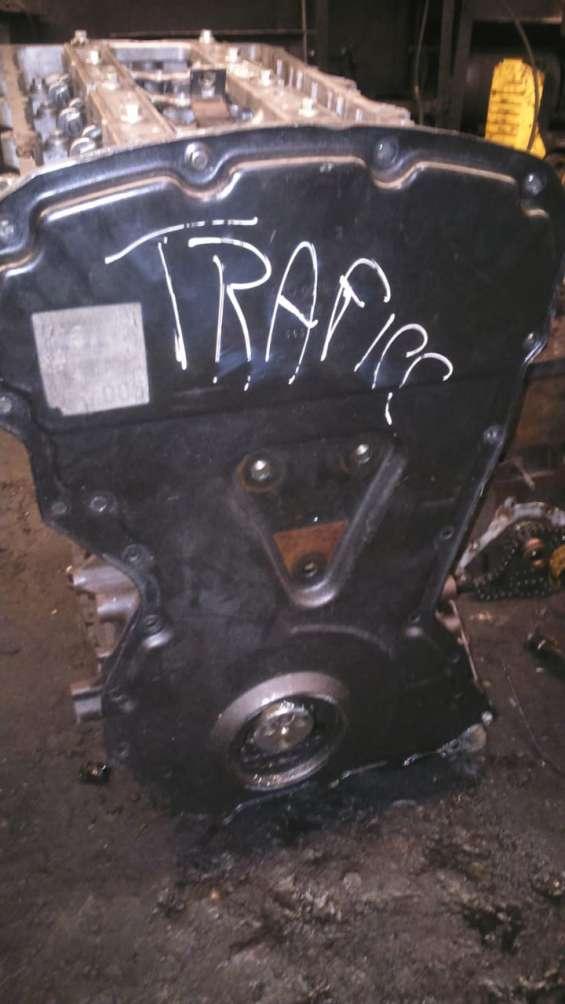 Motor transit 2.2 lts remnaufacturado
