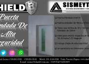 Puerta Blindada De Alta Seguridad SHIELD 3
