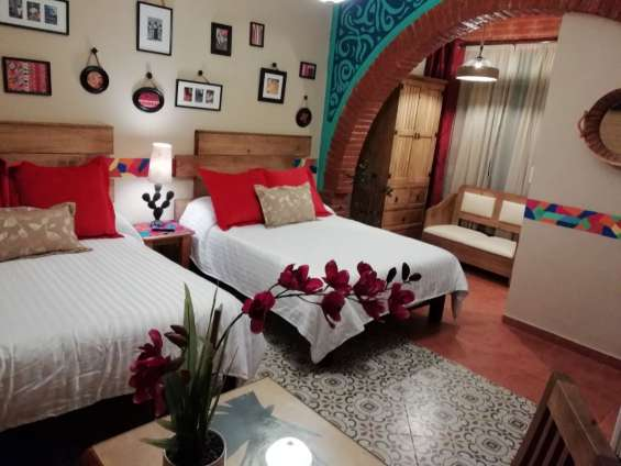 Temporary lodging suites portal san angel